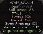 WolfSword