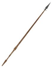 Mesh spear f 2-9m