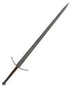 Mesh sword two handed a