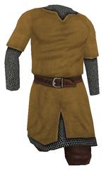 Mesh arena armor snouz y