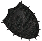 Anaconda Spiked Shield