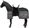 War horse grey