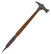 Mesh iron hammer new