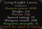 Knightlancestats