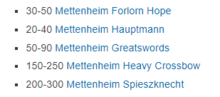 Obrist Heynrich Numbers