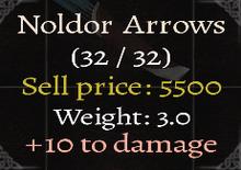 Noldor Arrows