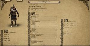 Marius Imperator 3.9