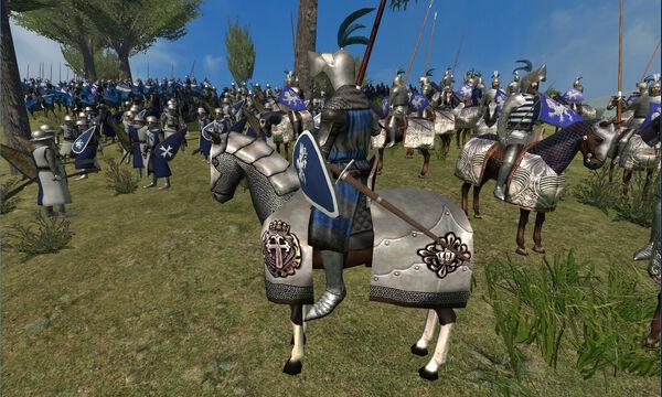 Sir Morcas VII Ingame