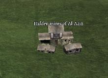 Hidden Mines of AlAziz-0
