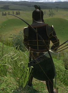 Strange Rune Bow