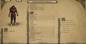 Red Brotherhood Guildsman
