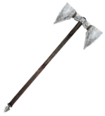 Mesh rohan axe reward 2