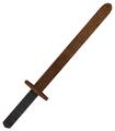 Mesh practice dagger