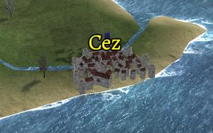 Cez Map