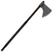 Mesh battle ax
