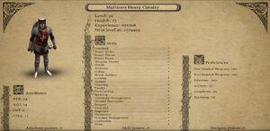 Marleons Heavy Cavalry