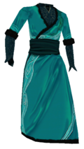 Mesh khergit lady dress