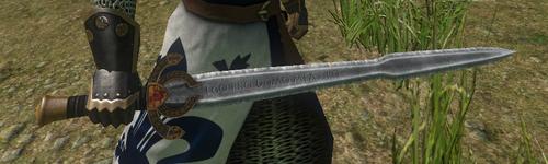 Orator Baccus Sword Pict