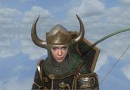 Western King Helm - Koningur