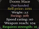 Doom Mace