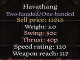 Havathang