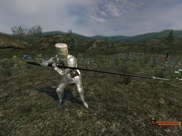 Long Knight Lance 2