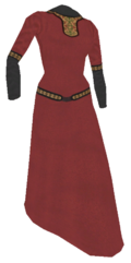 Mesh nord dress lady e