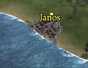 Janos Map