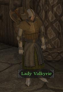 Lady Valkyrie