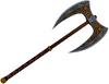 Itm double axe