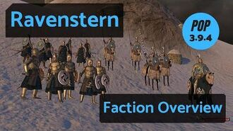 Ravenstern Faction Overview Guide - Prophesy of Pendor 3.9.4 POP Mount & Blade WB