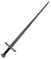 Mesh sword medieval a