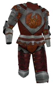 Mesh ashen phoe armor1