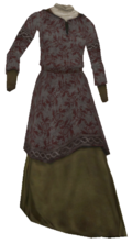 Mesh snouz peasant dress 1