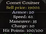 Comet Courser
