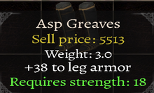 Asp Greaves