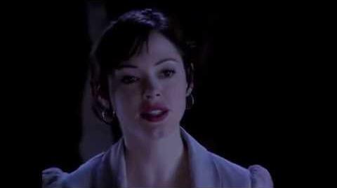 Paige's Telekinetic Orbing ( Charmed )