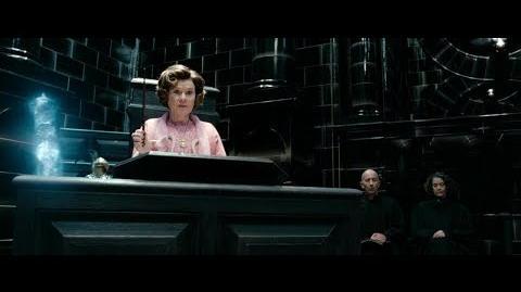 Harry Potter - Dolores Umbridge's Magic