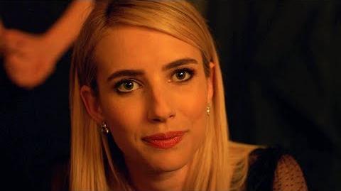 Emma Roberts AHS Apocalypse (8x3) All Scenes 1080p