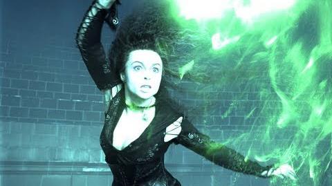 Harry Potter - Bellatrix Lestrange's Magic