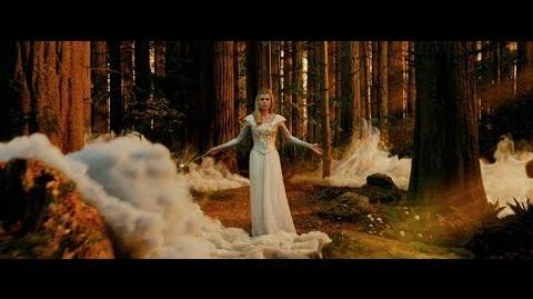Oz The Great And Powerful - Glinda The Good Witch Of The South's Magic