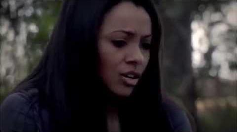 Bonnie Bennett Magic The Vampire Diaries Season 3