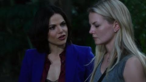 More SwanQueen magic moments