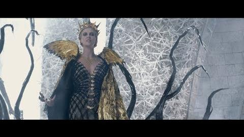 The Huntsman - Ravenna The Evil Queen's Magic & Powers