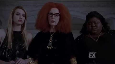 American horror story coven - seven wonders by Cordelia Goode the supreme