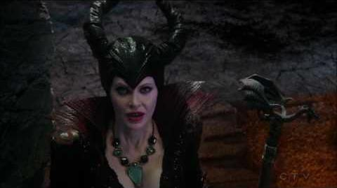 The Best Of Maleficent Magical Scene