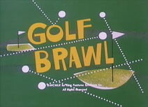Golf Brawl