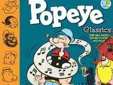 Popeye Classics (hardcover)-IDW-No 9-Dec 2016