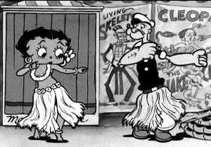Popeye and Betty