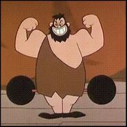 Brutus Muskels-Schmuskels Strongman
